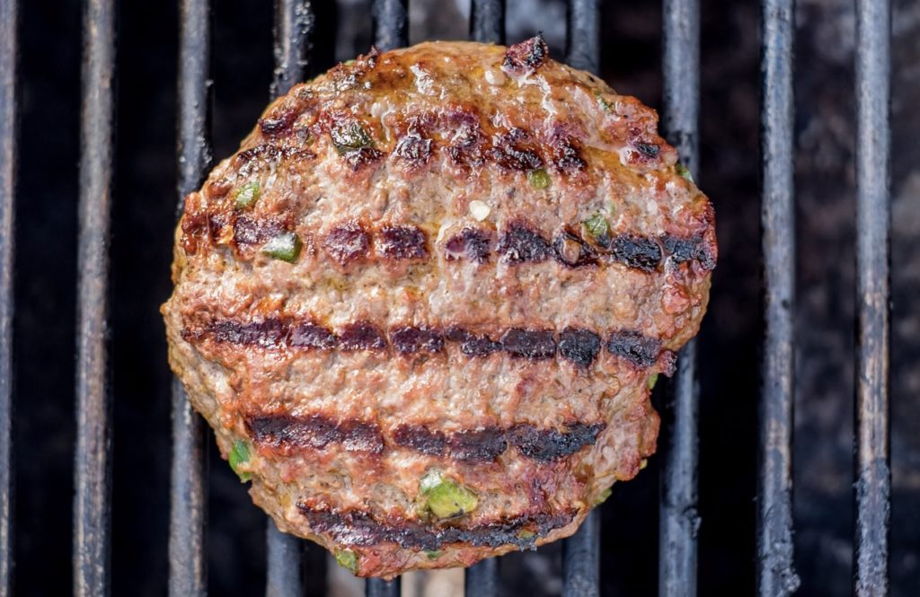 Southwest turkey burger healthy