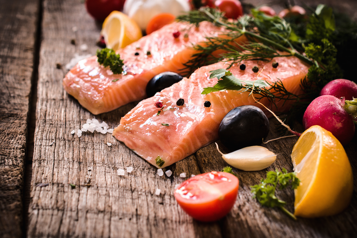 what are the healthiest types of fish