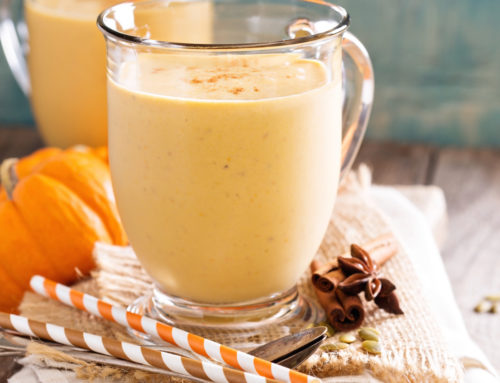 Pumpkin Pie Shake – Healthy and Nutritious Fall Treat