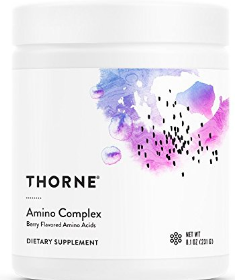 thorne amino complex berry