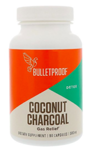 activated charcoal gut health bulletproof