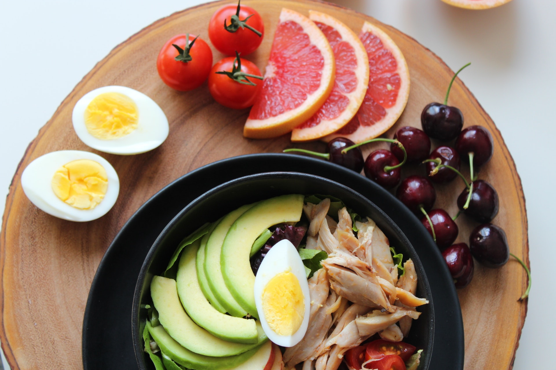 eat more to lose weight not less