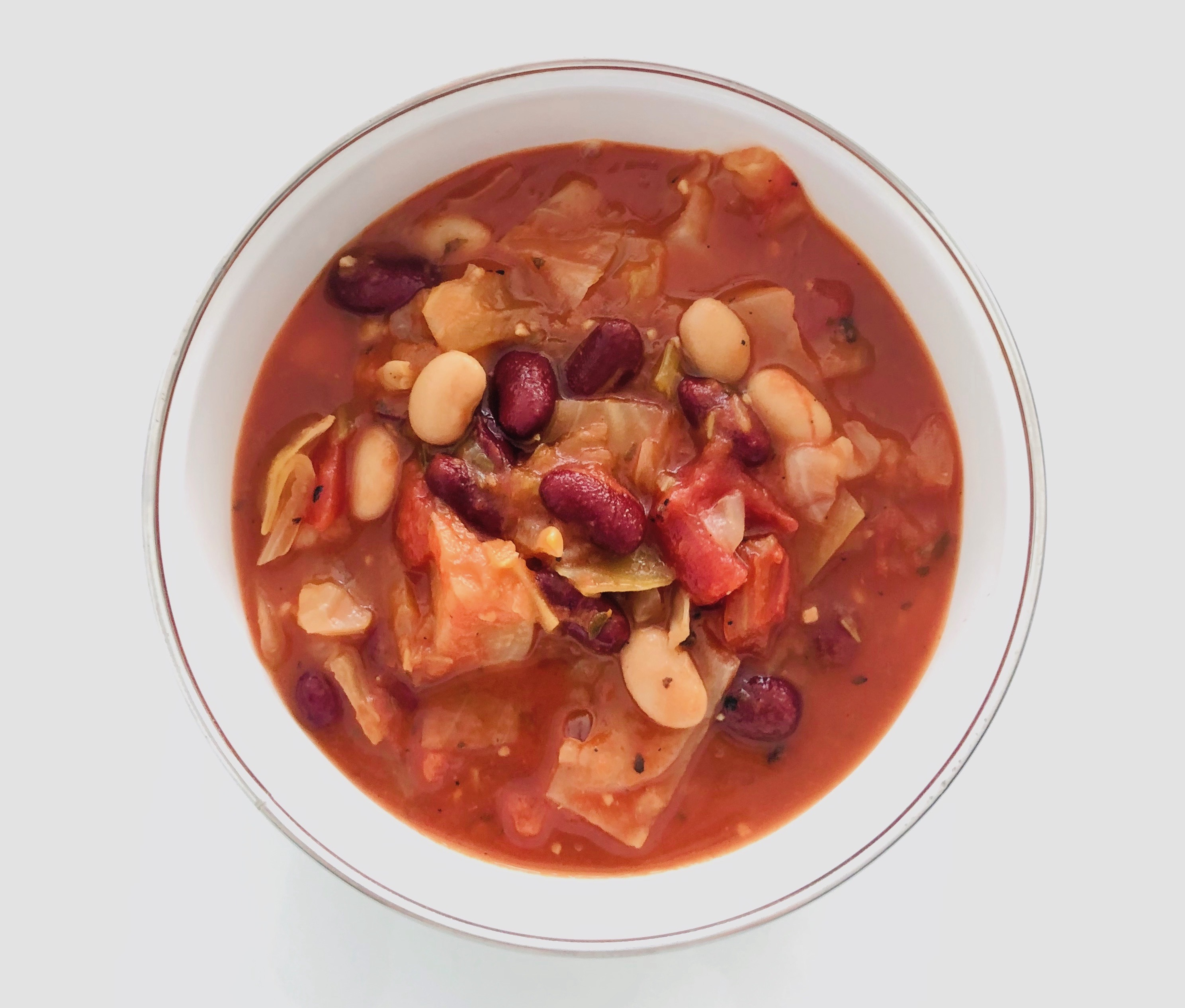 immune boosting minestrone soup