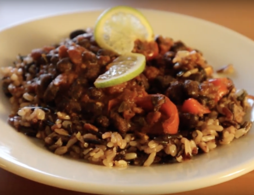 Black Bean Curry – Vegan/Gluten Free/Dairy Free