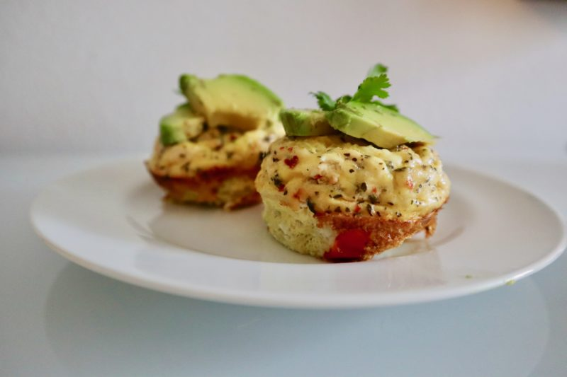 20 minute easy egg muffin cups healthy breakfast low carb