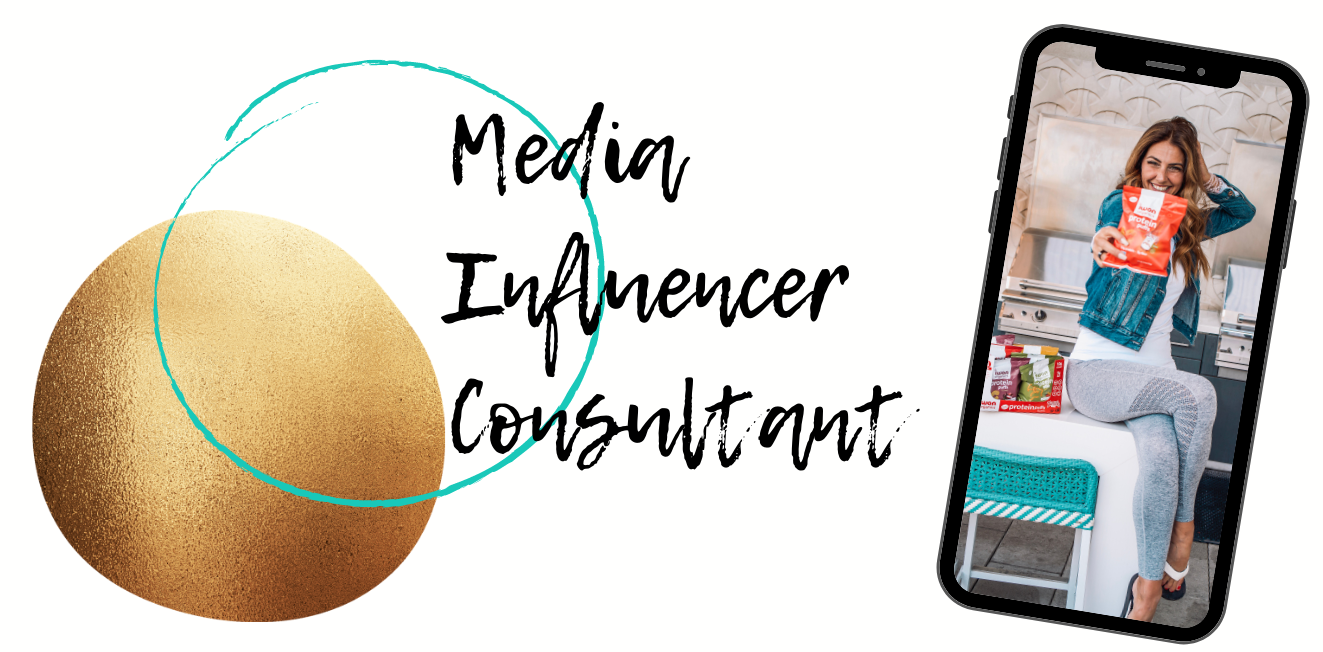 nutrition influencer consultant